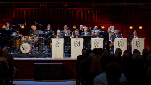 Buddy Rich Big Band – Alumni Tribute Concert