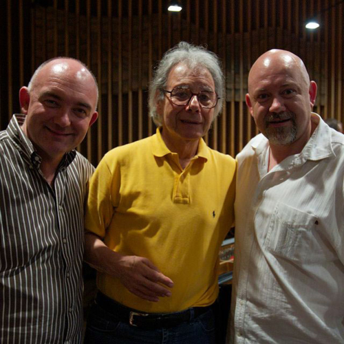 with James Morrison & Lalo Schifrin